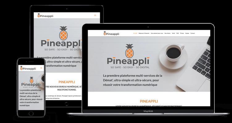 Pineappli - MapWeb