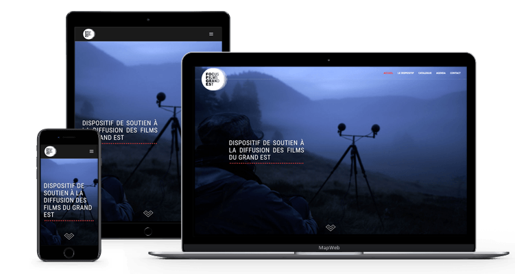 Focus Films Grand Est - MapWeb
